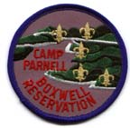 Camp Parnell Patch